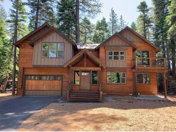 Single Family Homes for Active at 240 Eastview Drive Tahoe City, California 96145 United States