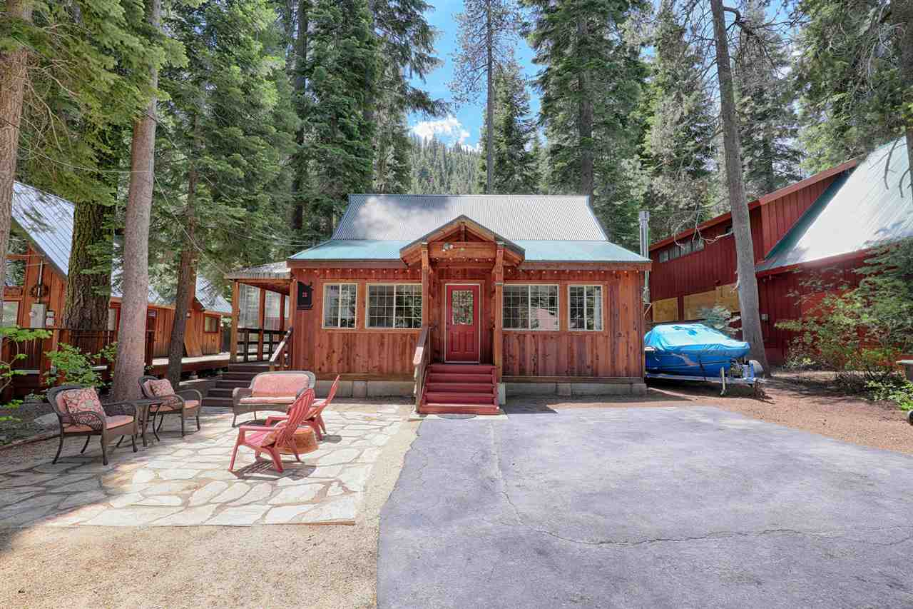 Single Family Homes por un Venta en 16503 Salmon Street Truckee, California 96161 Estados Unidos