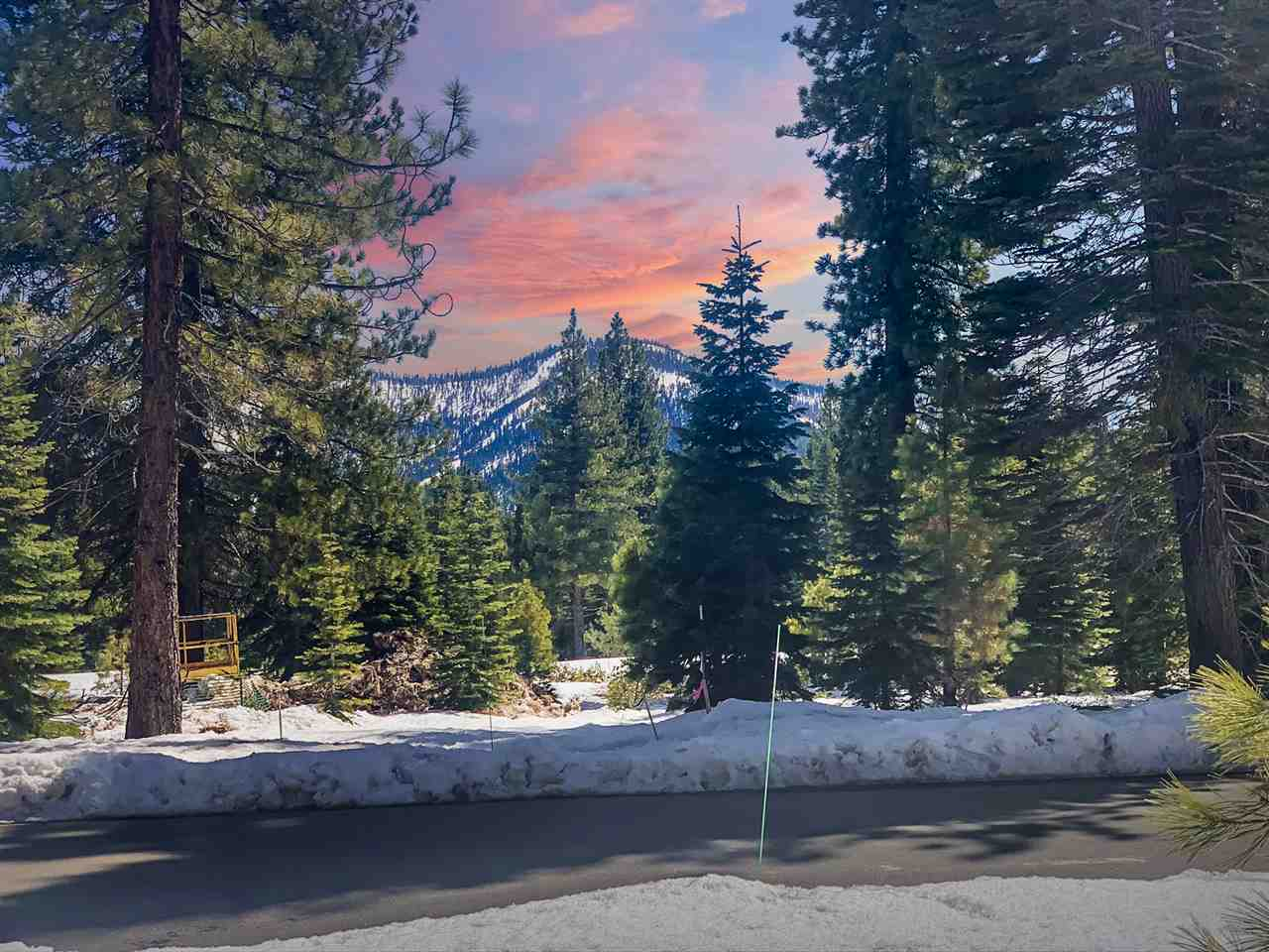 Land for Active at 9309 Gaston Court Truckee, California 96161 United States