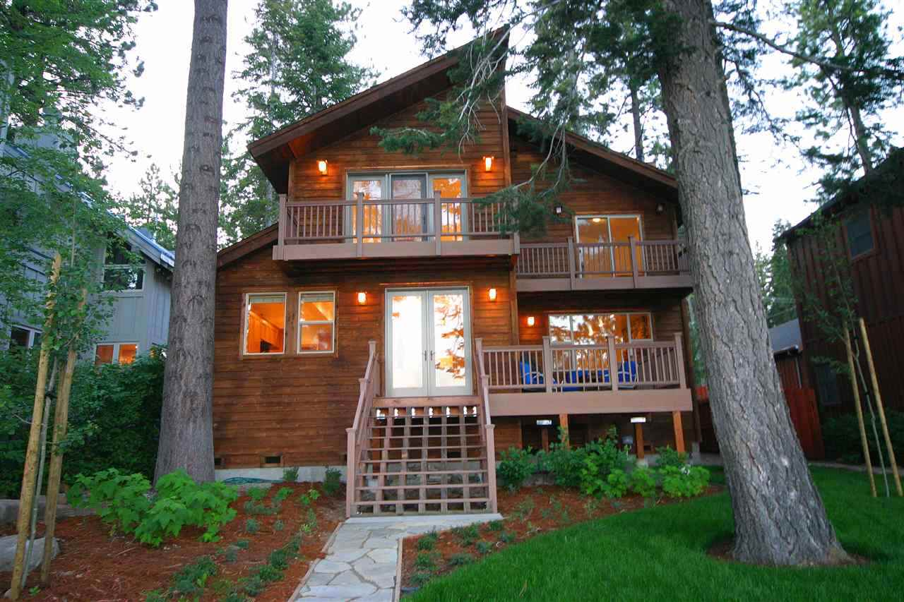 Single Family Homes for Active at 7412 North Lake Boulevard South Lake Tahoe, California 96148 United States