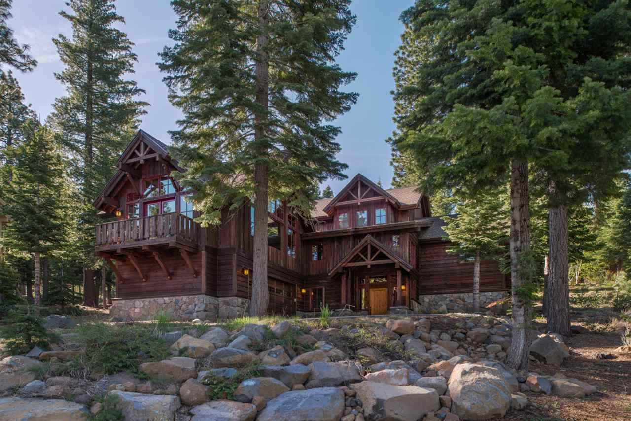 Single Family Homes for Active at 1805 Woods Point Way Truckee, California 96161 United States