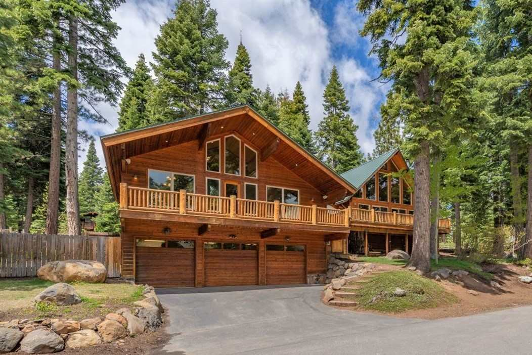 Single Family Homes for Active at 615 North Ridge Road Tahoe City, California 96140 United States
