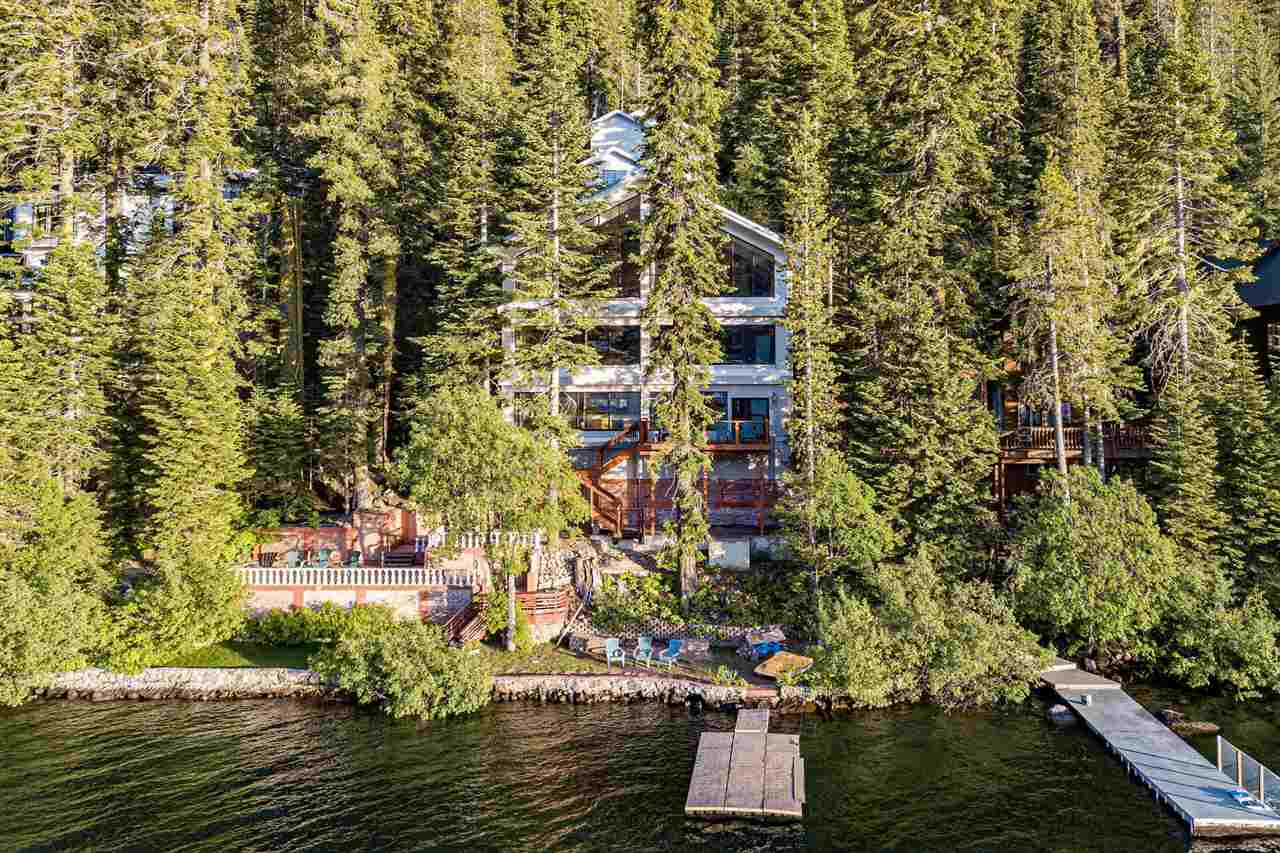 Single Family Homes for Active at 14060 South Shore Drive Truckee, California 96161 United States