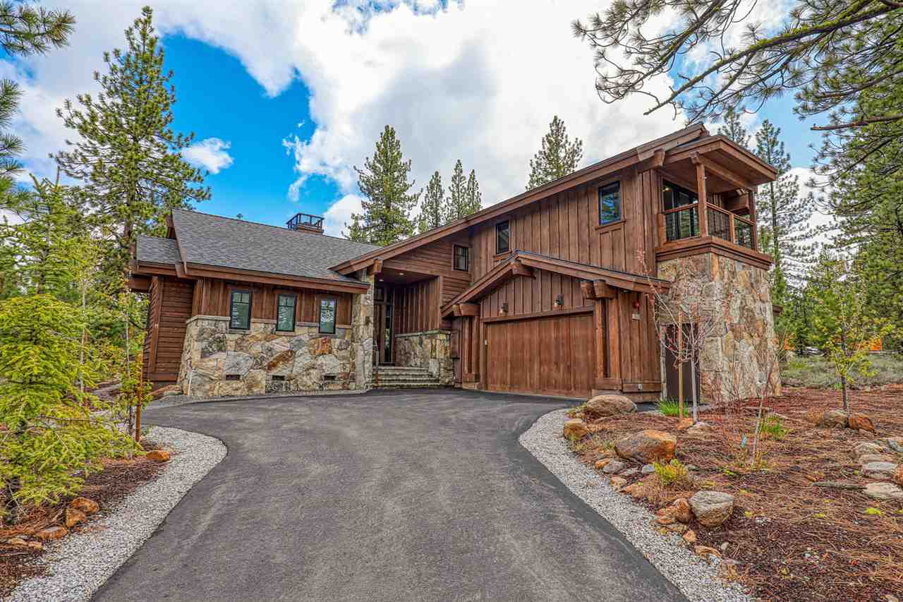 Single Family Homes for Active at 10030 Chaparral Court Truckee, California 96161 United States