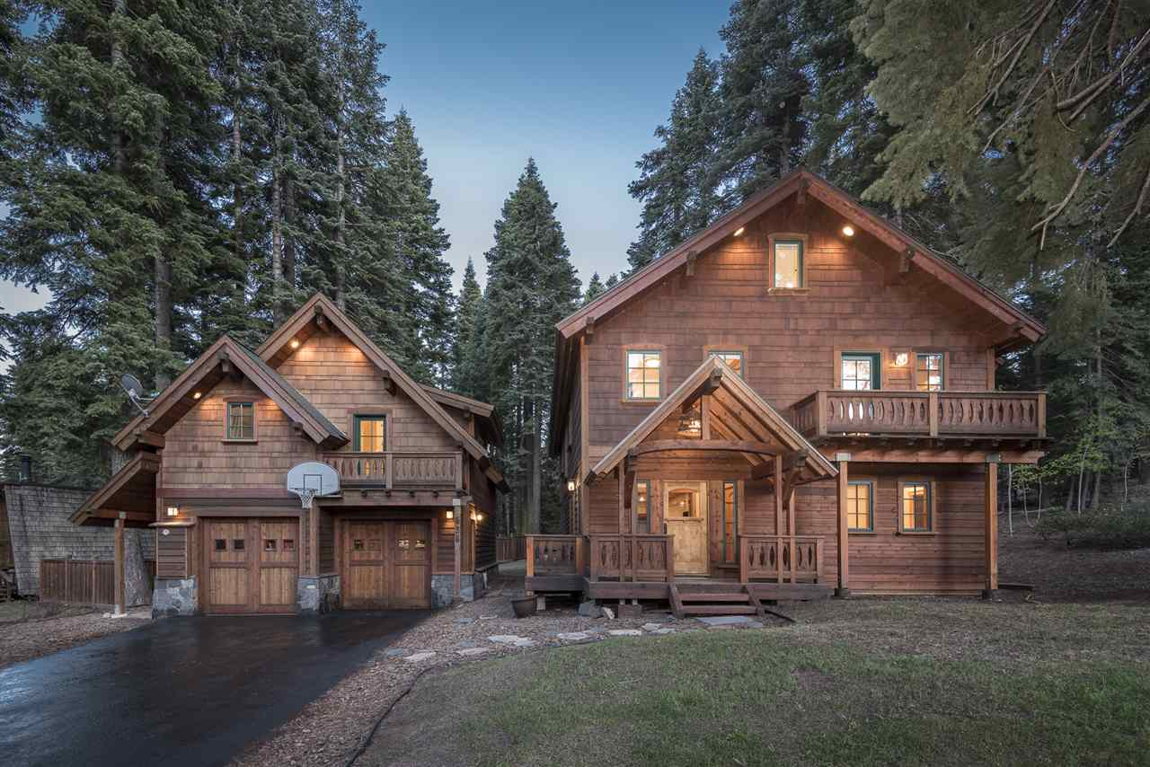 Single Family Homes for Active at 535 Bonanza Drive Tahoe City, California 96145 United States