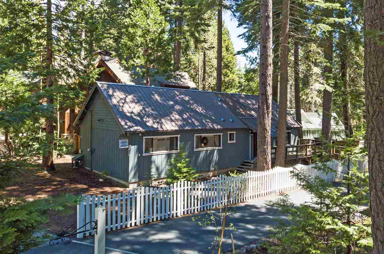 Single Family Homes for Active at 1690 Tahoe Park Avenue South Lake Tahoe, California 96145 United States