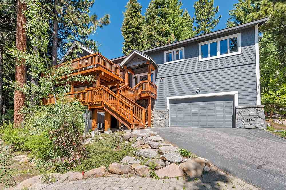 Single Family Homes for Active at 301 Wildrose Drive South Lake Tahoe, California 96148 United States
