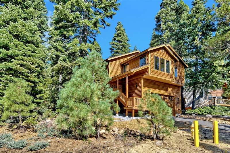 Single Family Homes for Active at 294 Talvista Drive Tahoe City, California 96145 United States