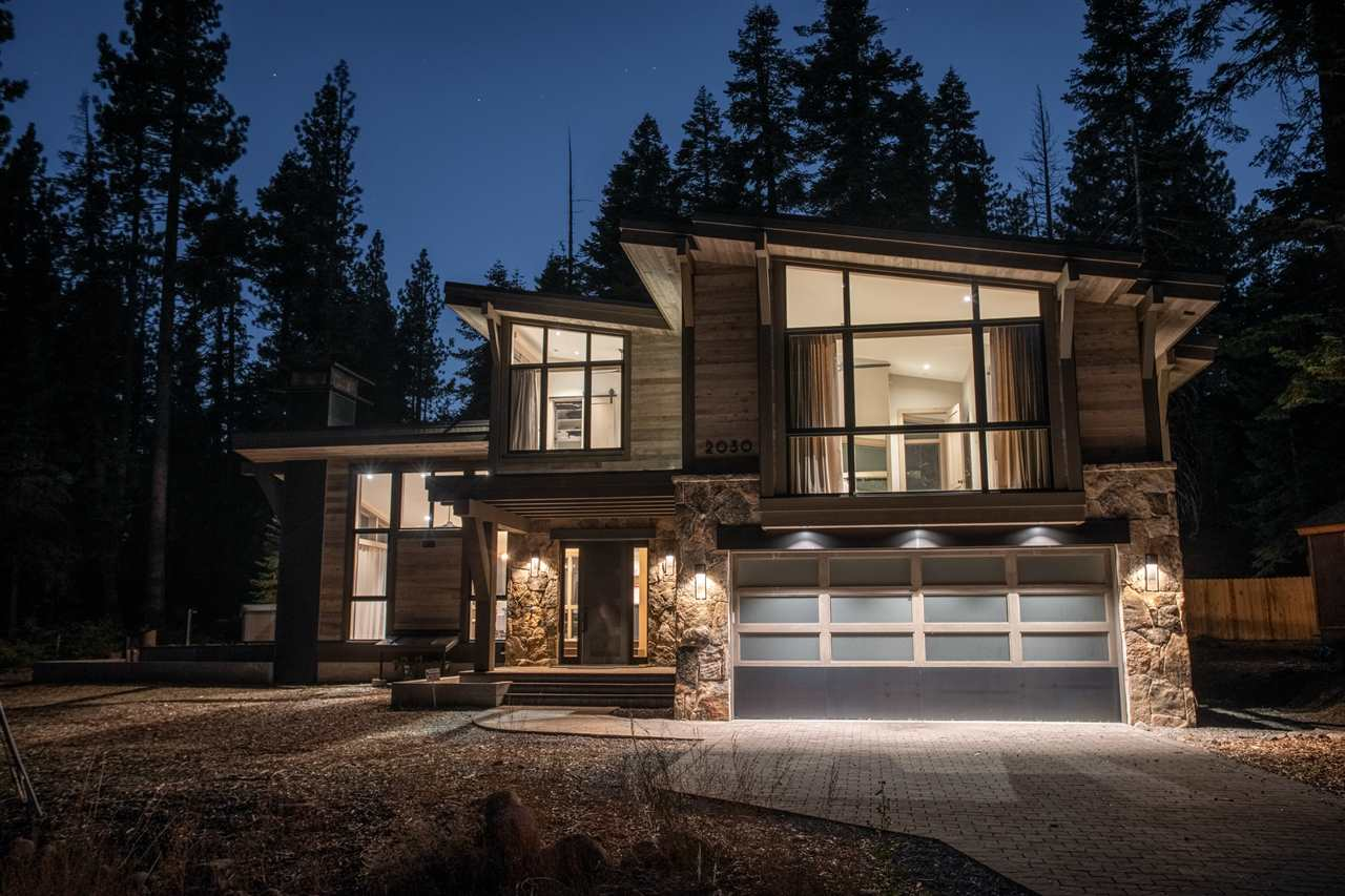 Single Family Homes for Active at 2030 Kent Avenue Tahoe City, California 96145 United States
