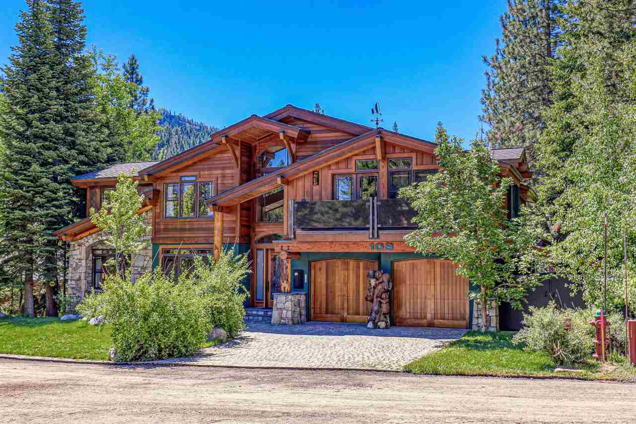 Single Family Homes for Active at 108 Shoshone Court Olympic Valley, California 96146 United States