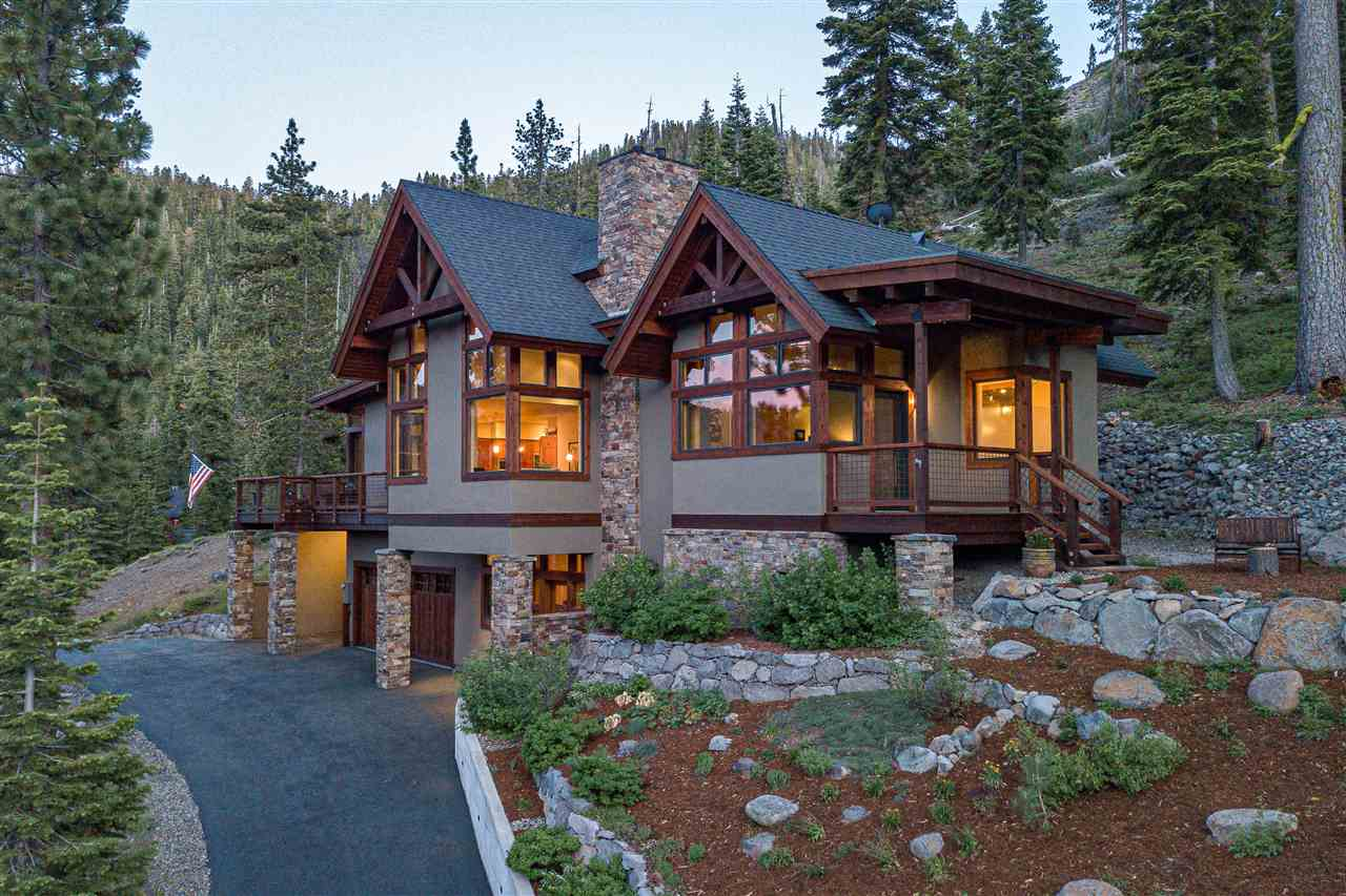 Single Family Homes for Active at 1401 Bear Mountain Court Tahoe City, California 96146 United States