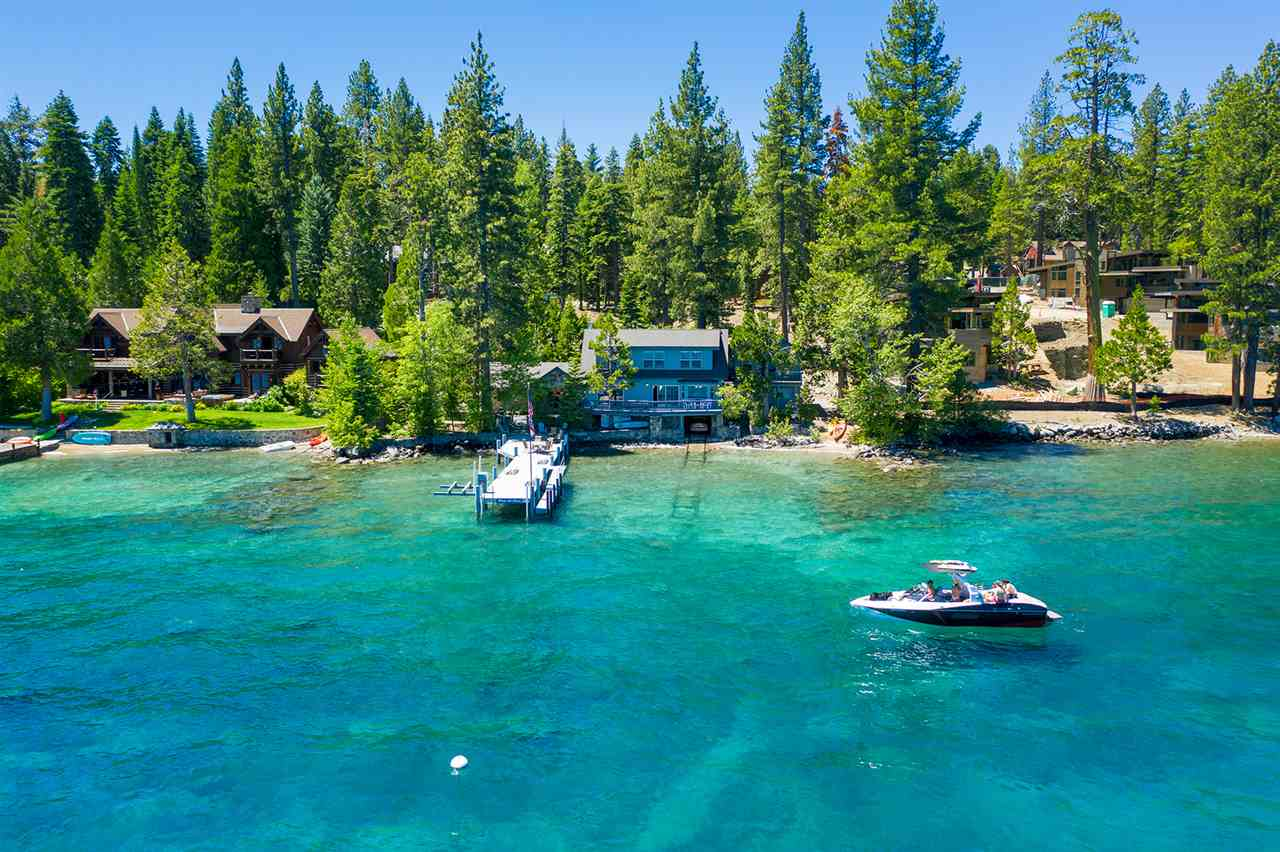 Single Family Homes for Active at Tahoe Lakefronts, Tahoma, California United States