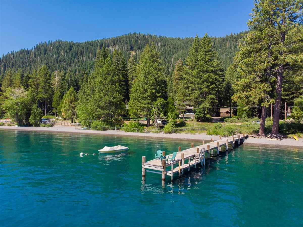 Single Family Homes for Active at 2825 West Lake Boulevard Tahoe City, California 96141 United States