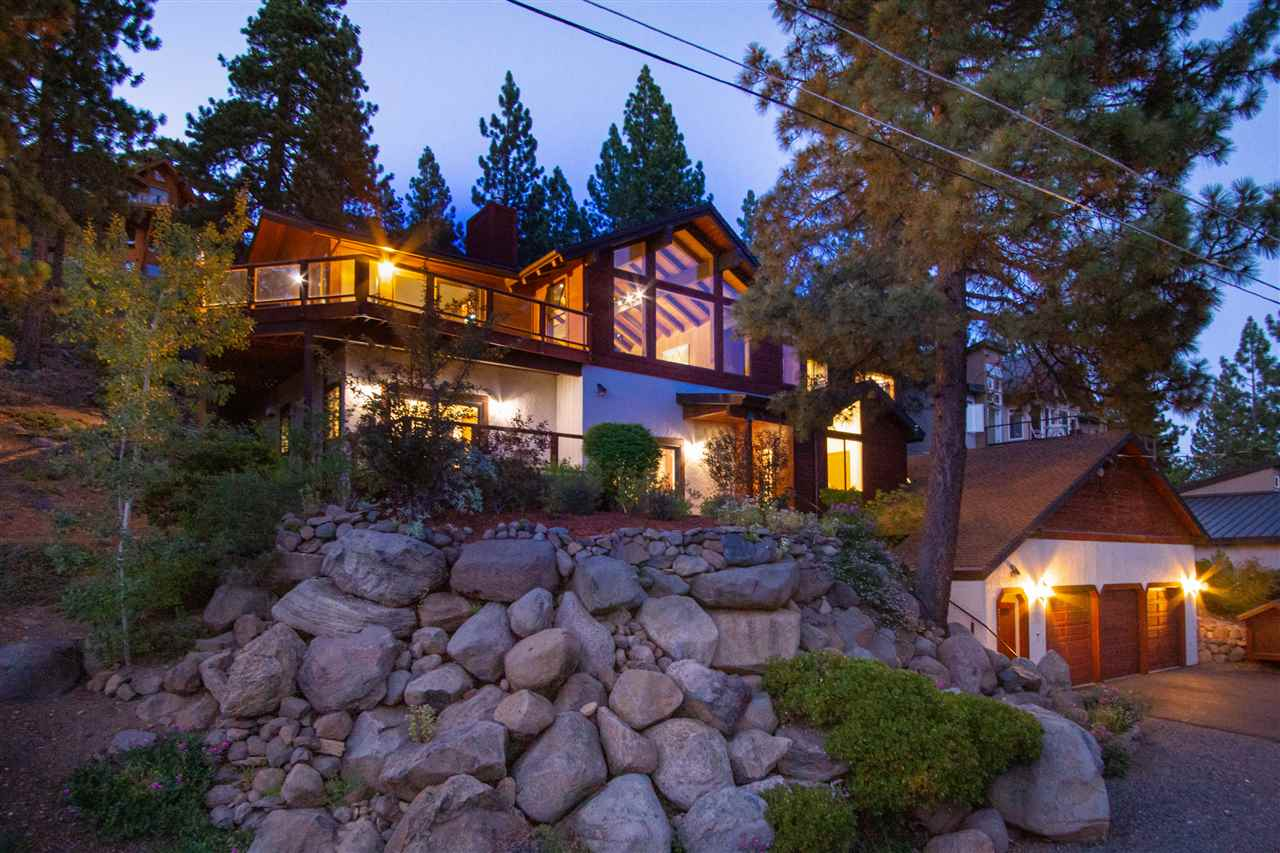 Single Family Homes for Active at 3319 Dardanelles Avenue Tahoe City, California 96145 United States