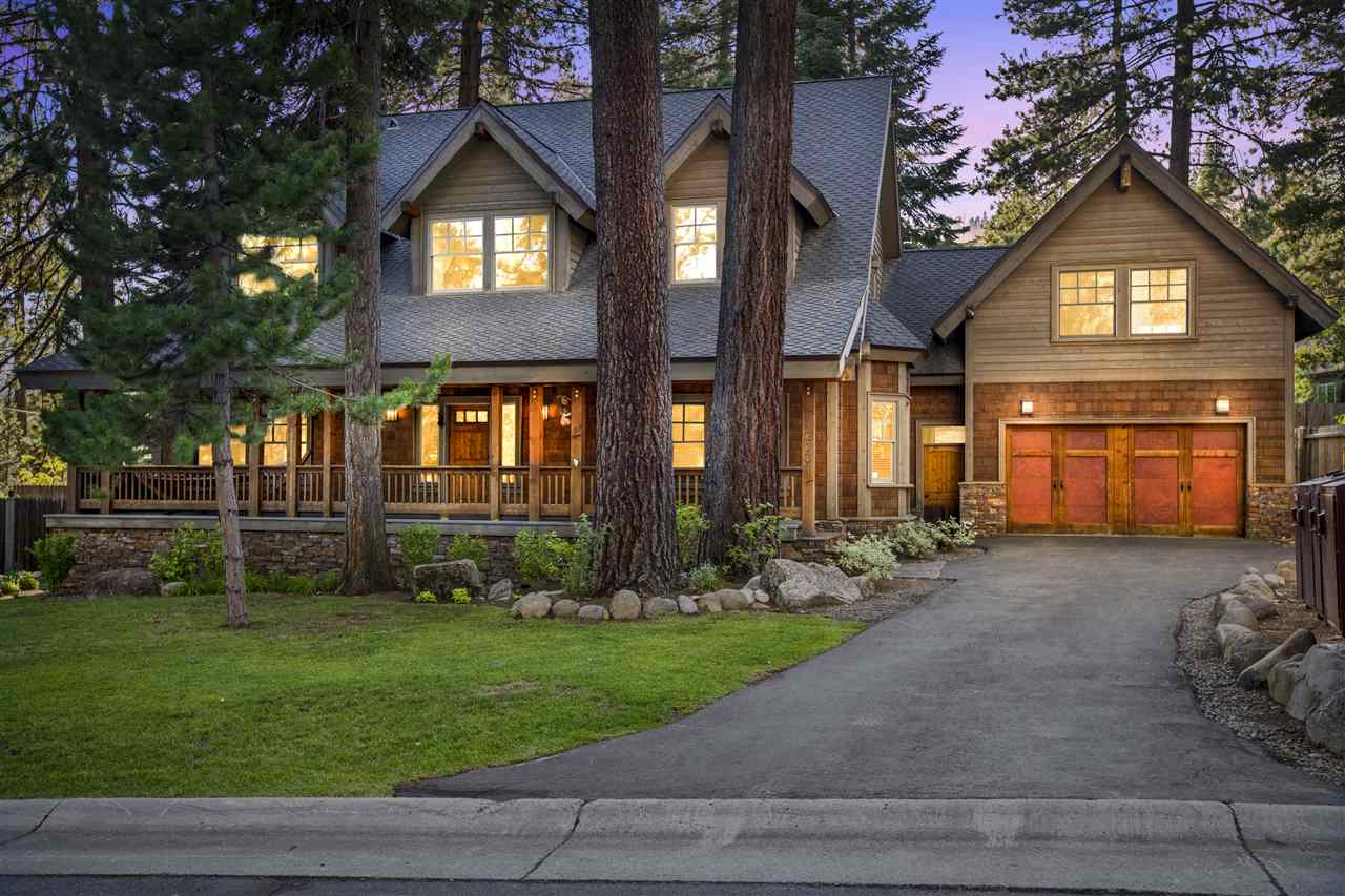 Single Family Homes for Active at 213 Vista Pines Circle Tahoe Vista, California 96148 United States