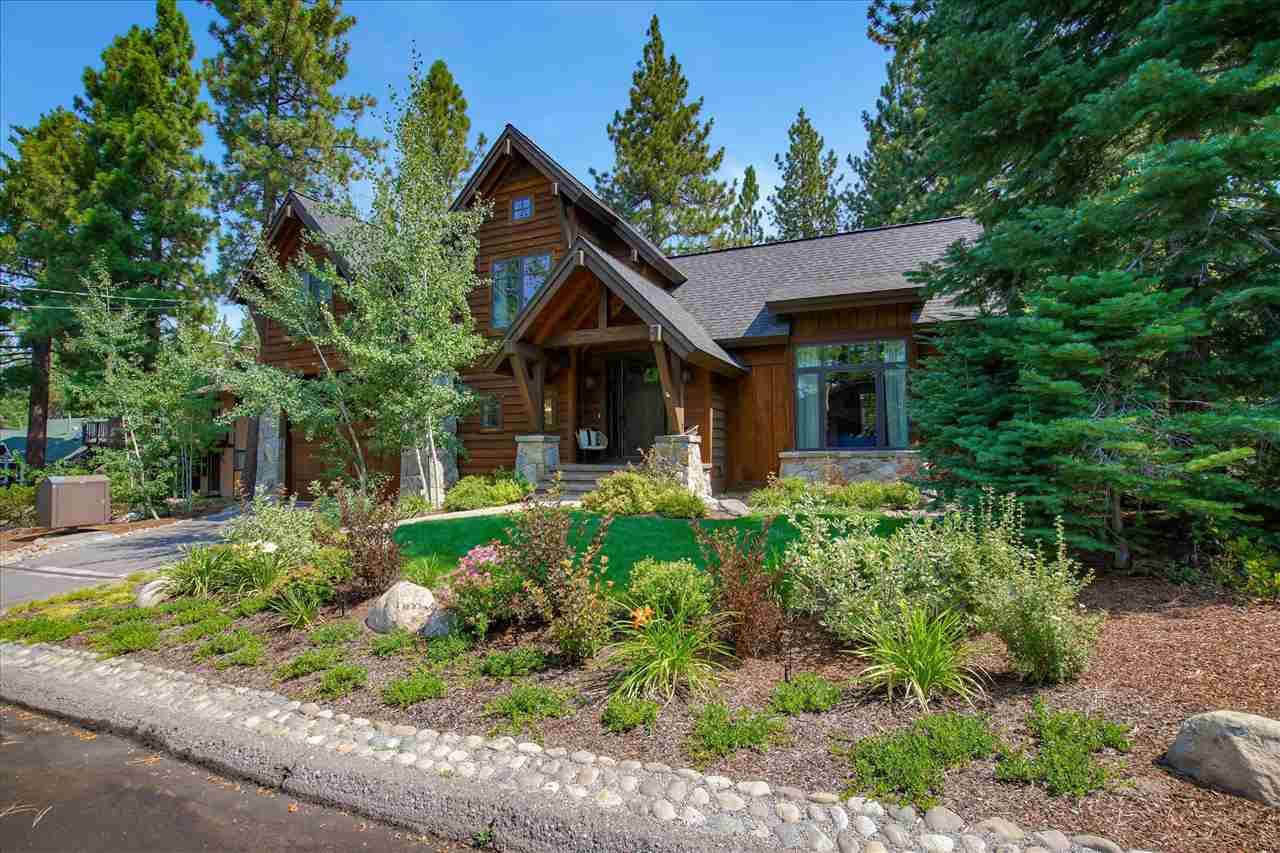 Single Family Homes for Active at 142 Roundridge Road Tahoe City, California 96145 United States