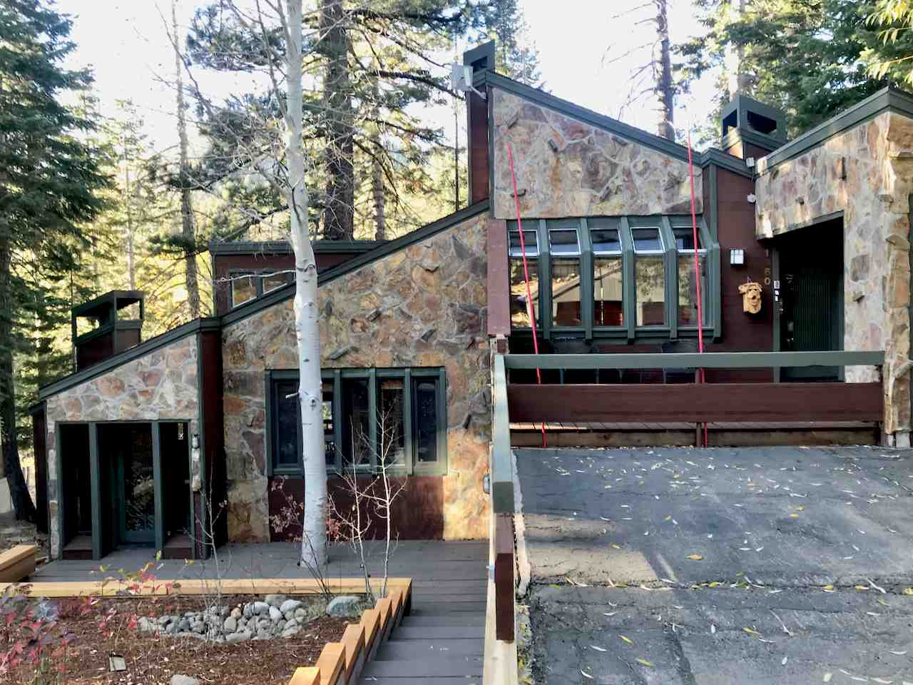 Single Family Homes for Active at 1360 Pine Trail Alpine Meadows, California 96146 United States