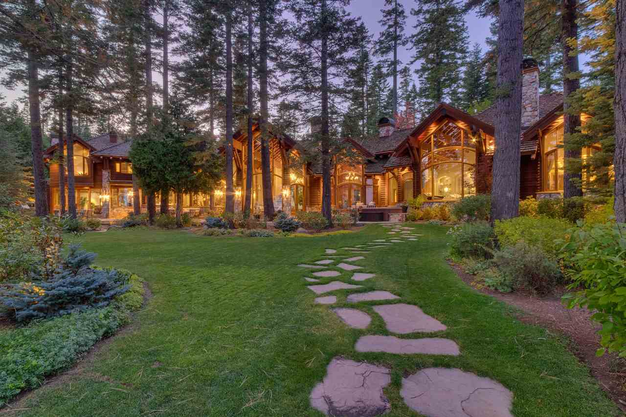Single Family Homes for Active at 2500 West Lake Boulevard Tahoe City, California 96145 United States