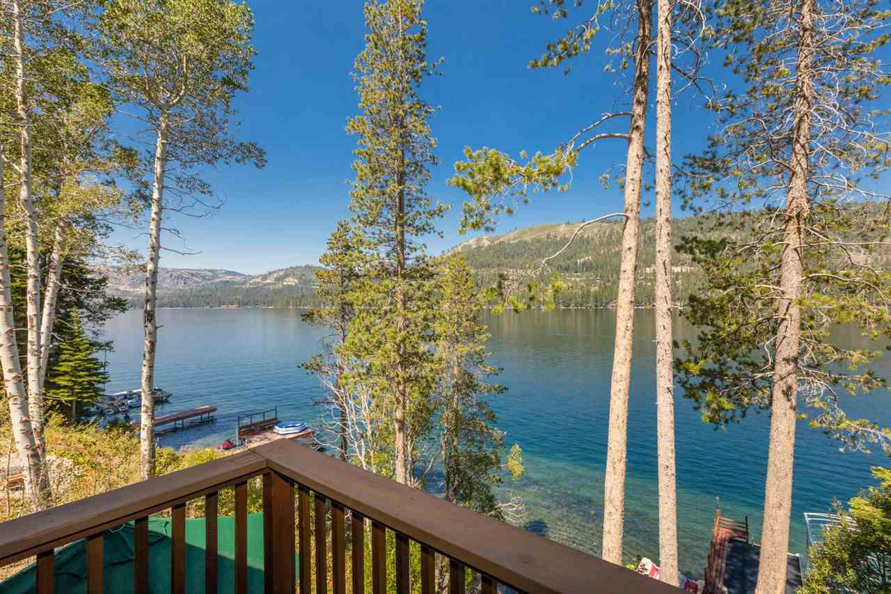 Single Family Homes for Active at 14106 South Shore Drive Truckee, California 96161 United States