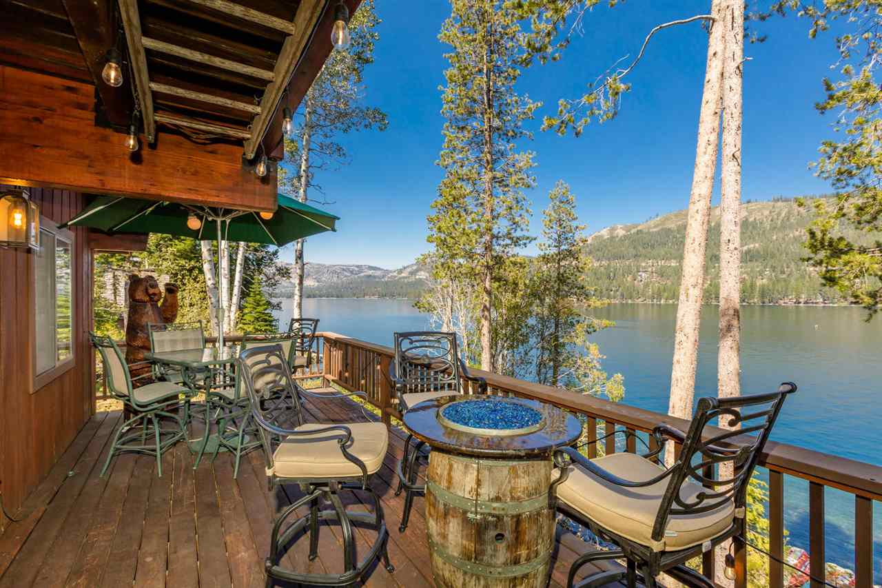 Additional photo for property listing at 14106 South Shore Drive Truckee, California 96161 United States