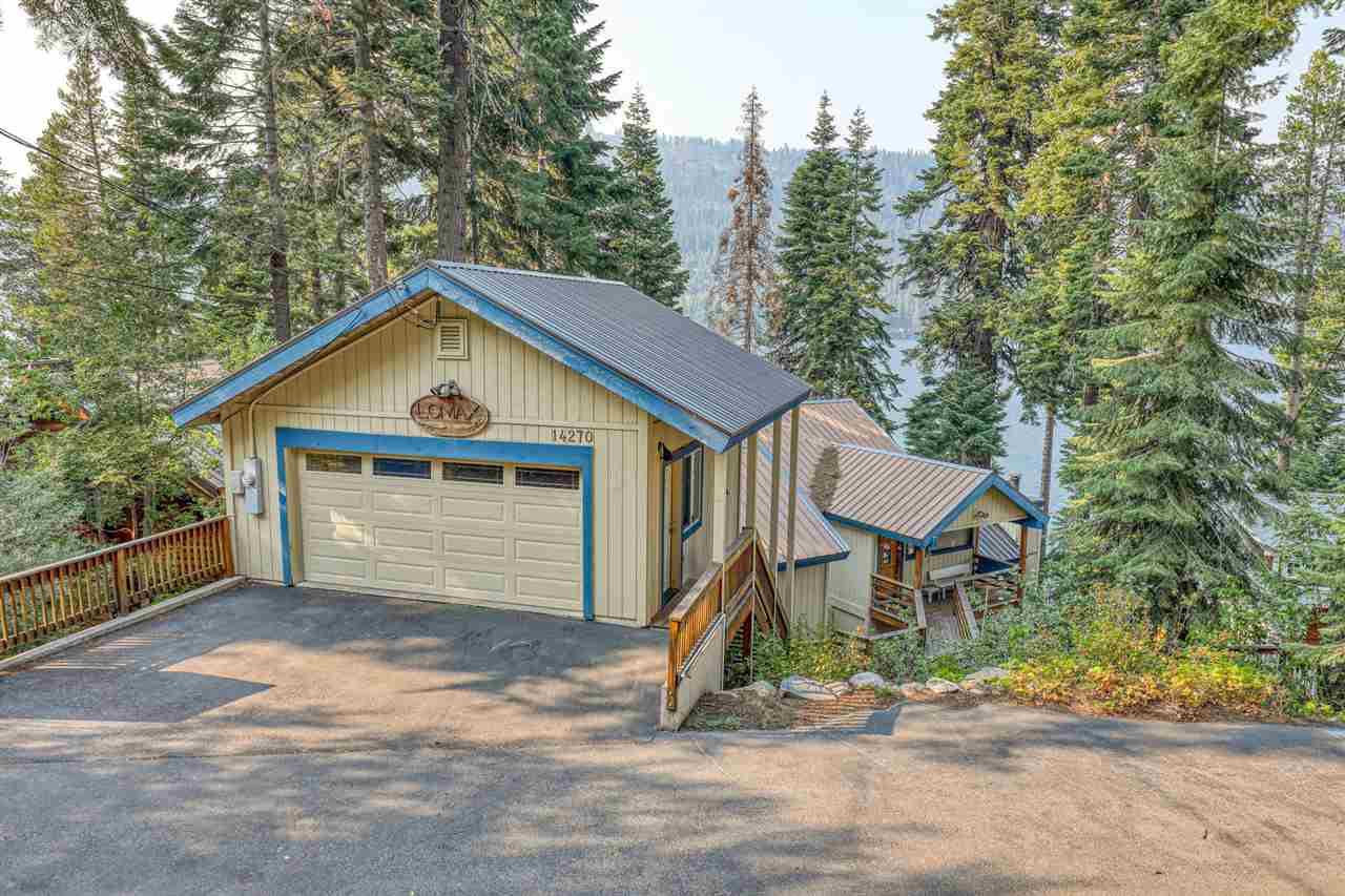 Single Family Homes for Active at 14270 South Shore Drive Truckee, California 96161 United States