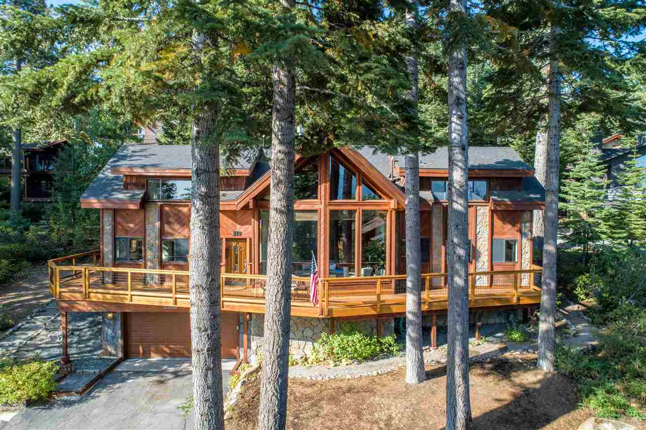 Single Family Homes for Active at 250 Observation Court Tahoe City, California 96145 United States