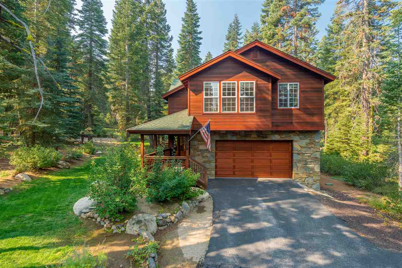 Single Family Homes for Active at 1309 Kings Way Tahoe Vista, California 96148 United States