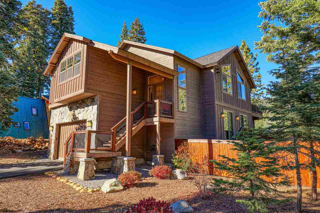 Single Family Homes for Active at 6689 Wildwood Road Tahoe Vista, California 96148 United States