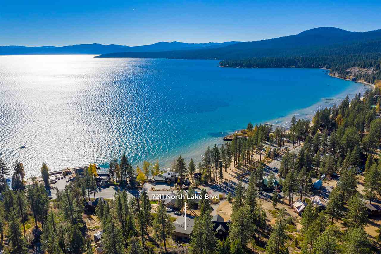 Single Family Homes for Active at 7211 North Lake Boulevard Tahoe Vista, California 96148 United States