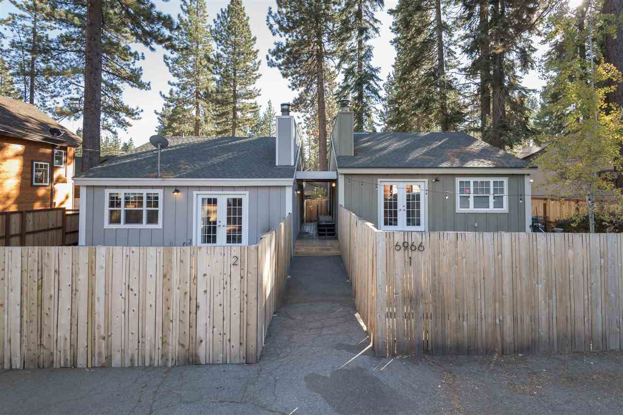 Multi-Family Homes for Active at 6966 Grey Lane Tahoe Vista, California 96148 United States