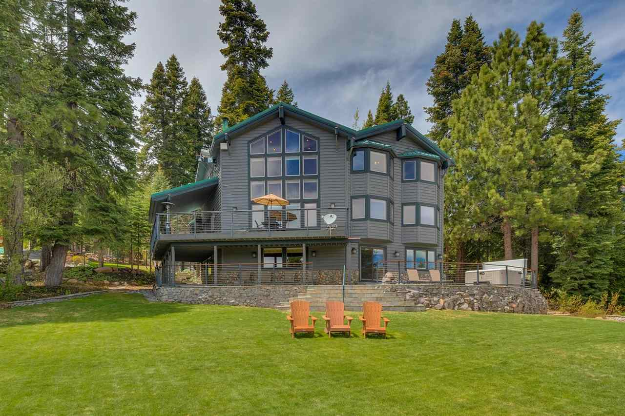 Single Family Homes for Active at 1428 Cheshire Court Tahoe Vista, California 96148 United States