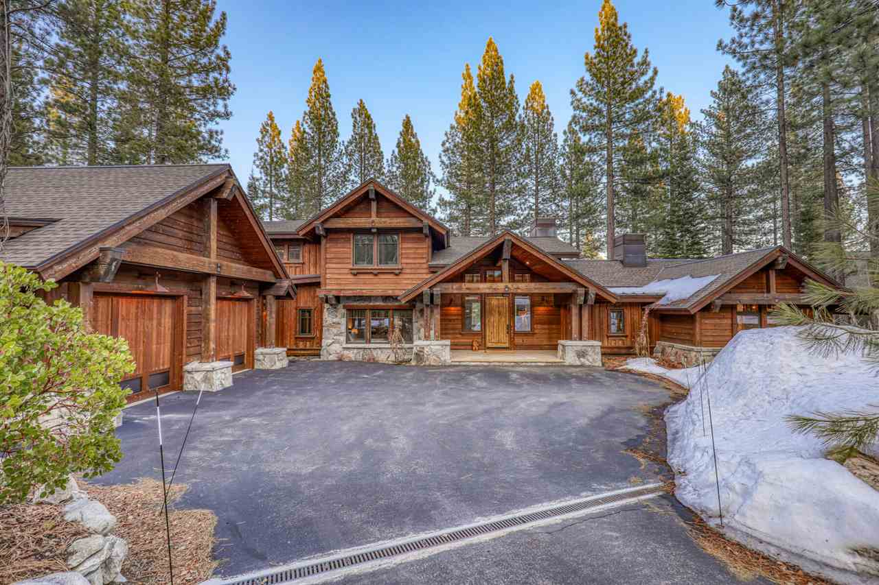 This incredible 4,004 SF luxury home is located in the community of Lahontan - one of Truckee's most desirable neighborhoods. Situated on the 7th fairway, this 2013 custom home offers 2 main level suites, vaulted ceiling, large floor to ceiling windows and a bright open floor plan. Upstairs has 2 bedrooms and 2 baths with a large bonus room. The chefs kitchen includes 48 inch duel fuel Wolf range, Sub-Zero and a large island with seating for 6. Enjoy the golf side patio with custom masonry gas fire pit.
