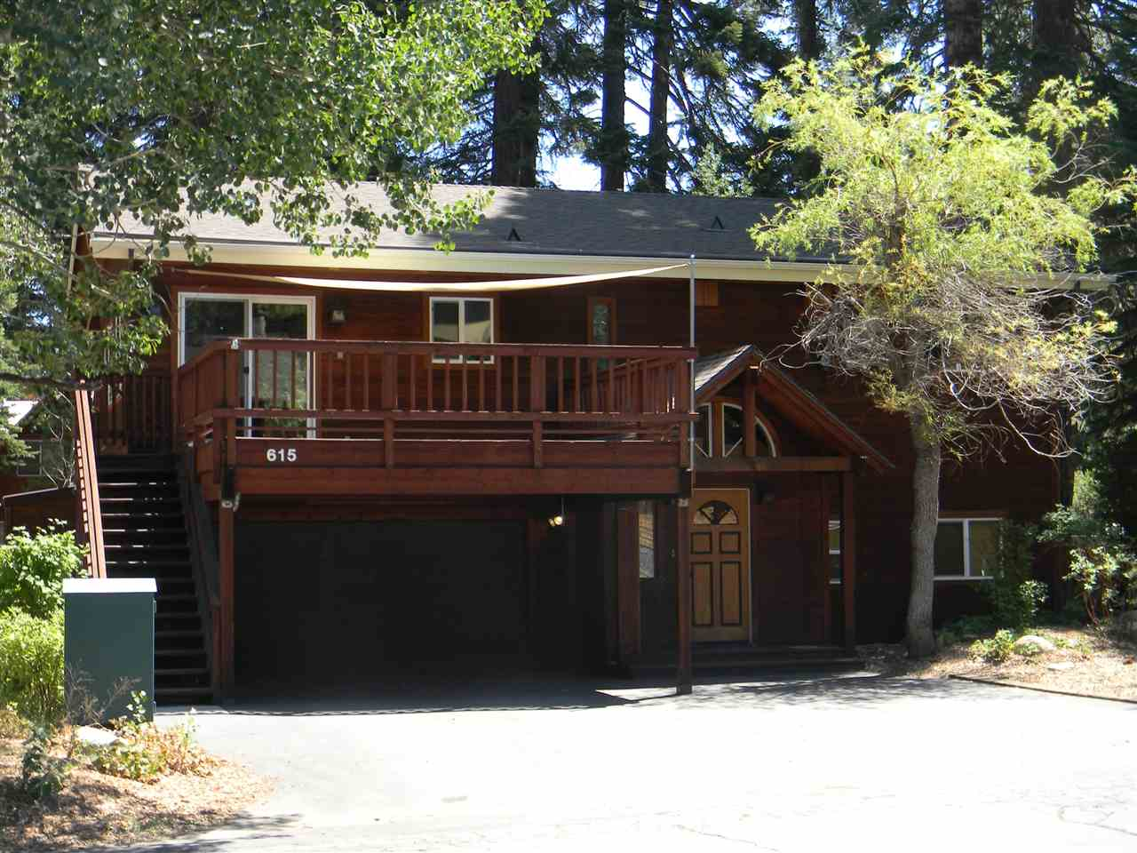 615 Rawhide Drive, Tahoe City, CA 96145