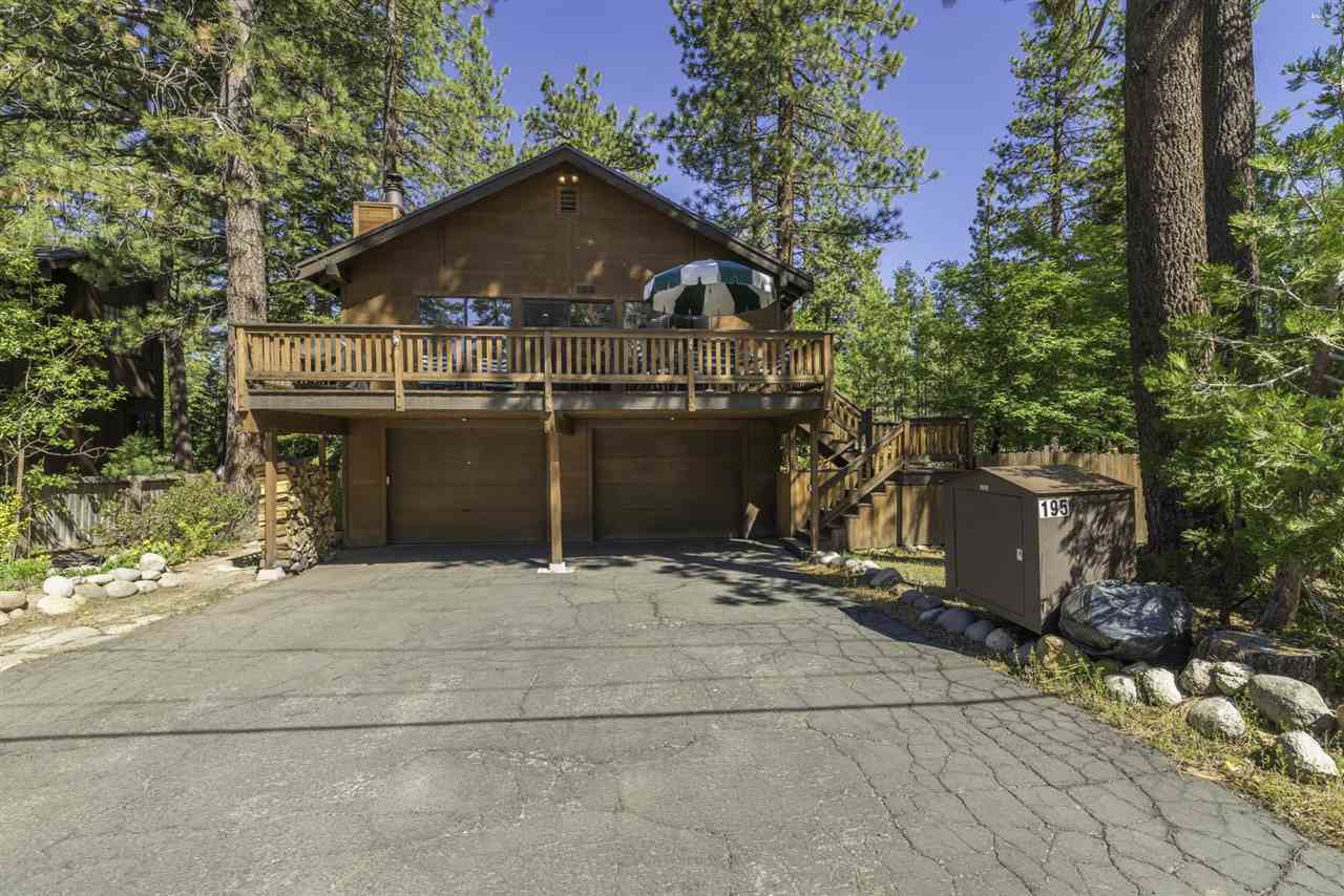 195 Observation Drive, Tahoe City, CA 96145
