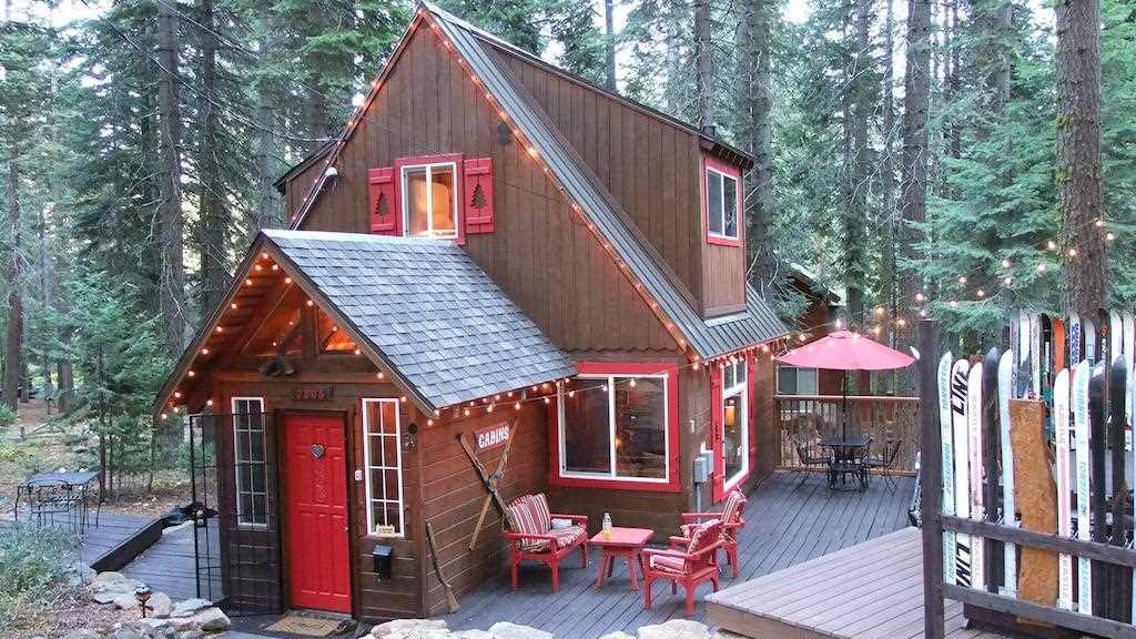 2695 Cedar Lane, Tahoe City, CA 96145