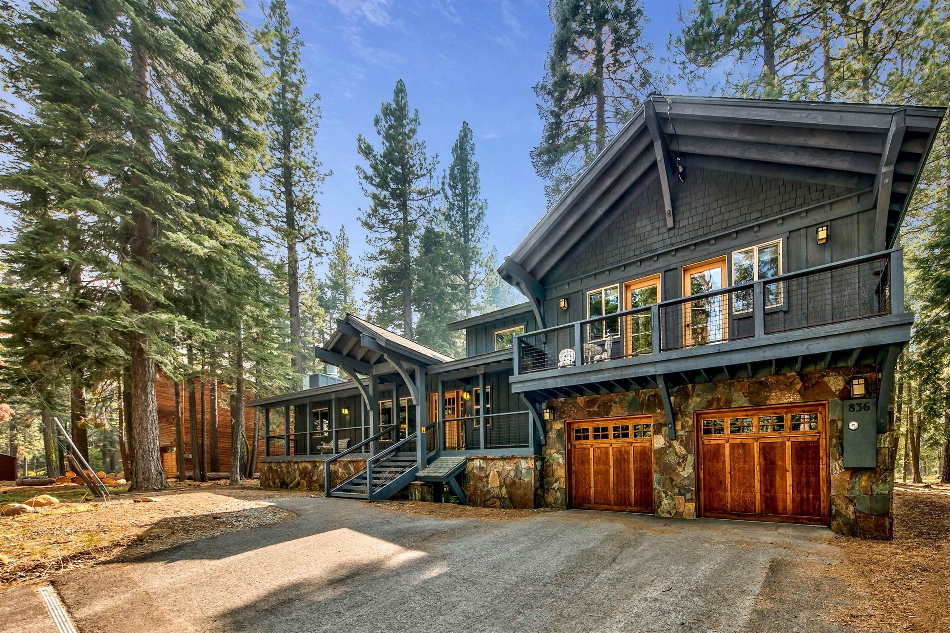 836 Holly Road, Tahoe City, CA 96145