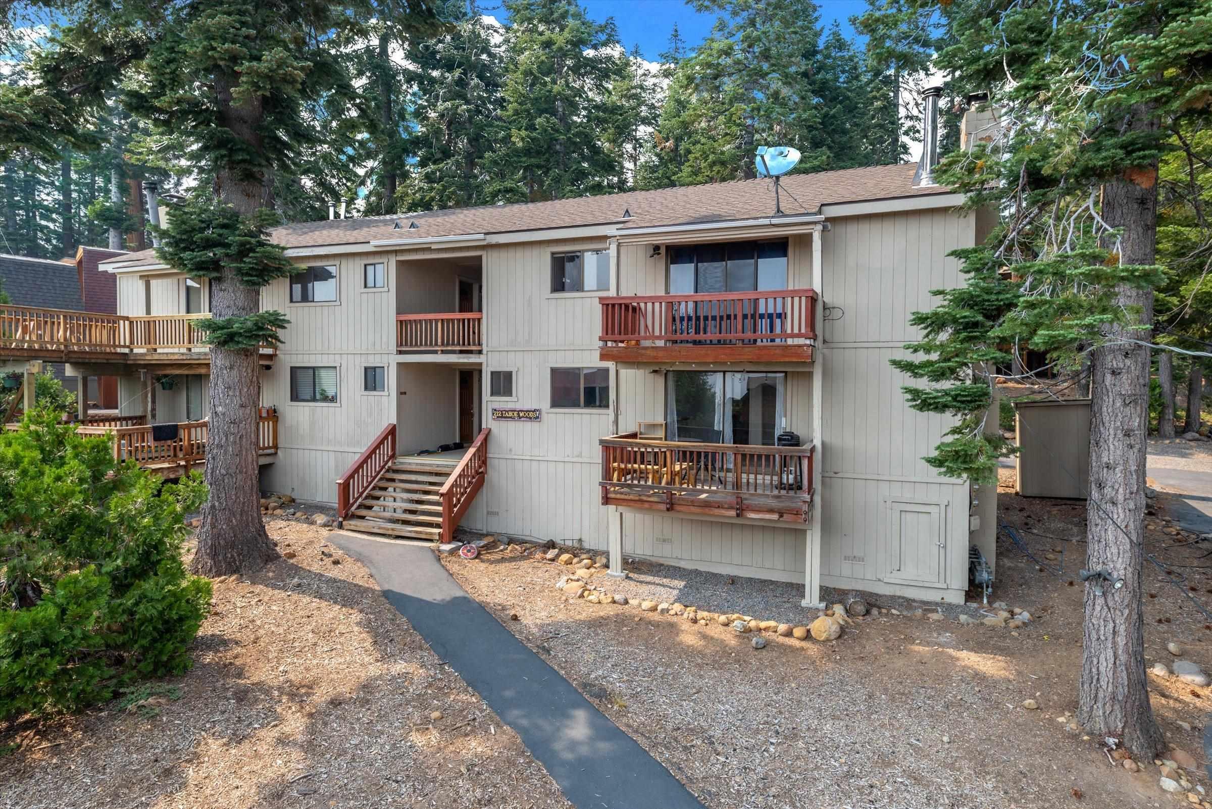 280 Tahoe Woods Blvd 1, Tahoe City, CA 96145