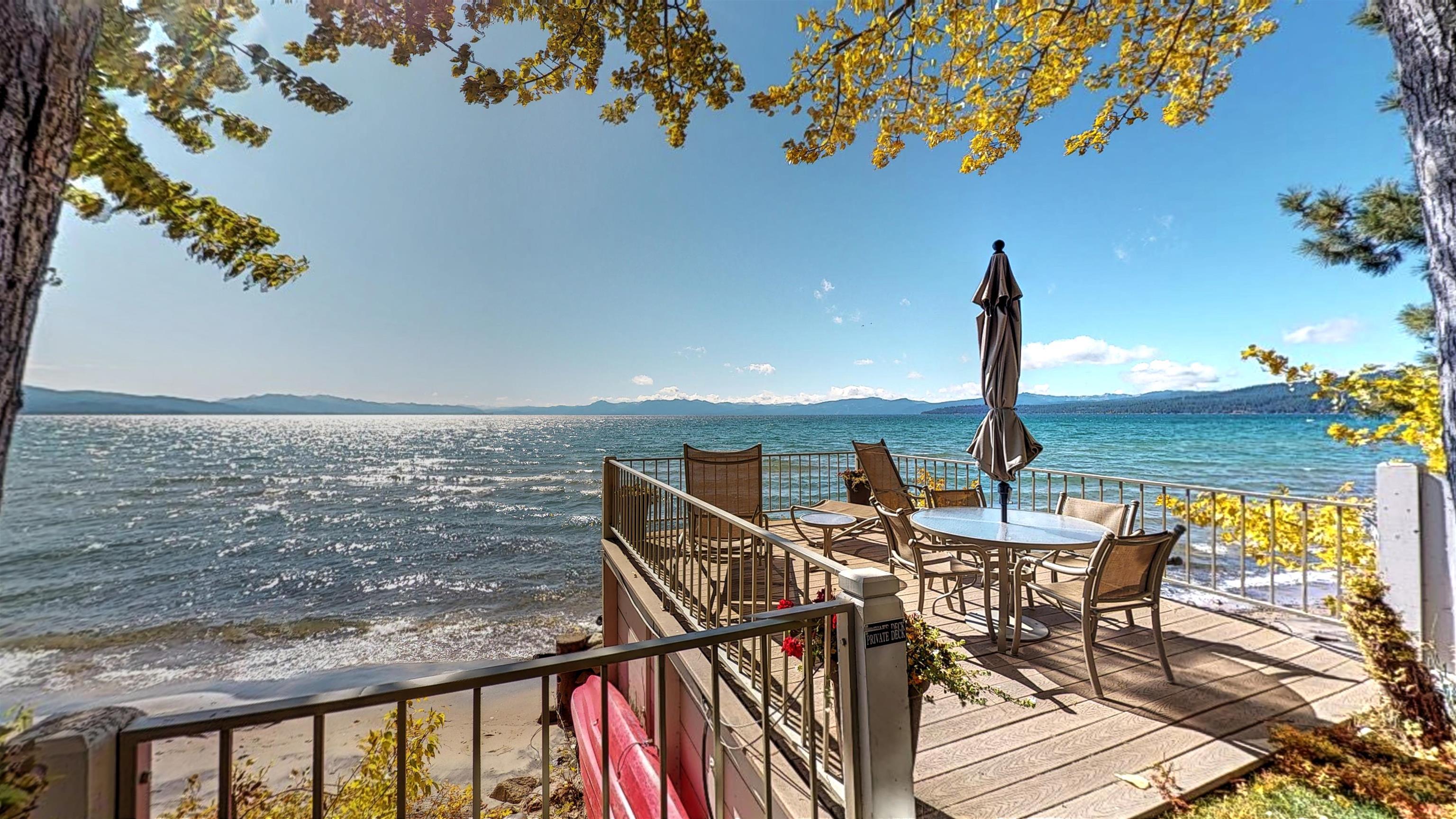8000 North Lake Boulevard Lakefront #6, Kings Beach, CA 96143