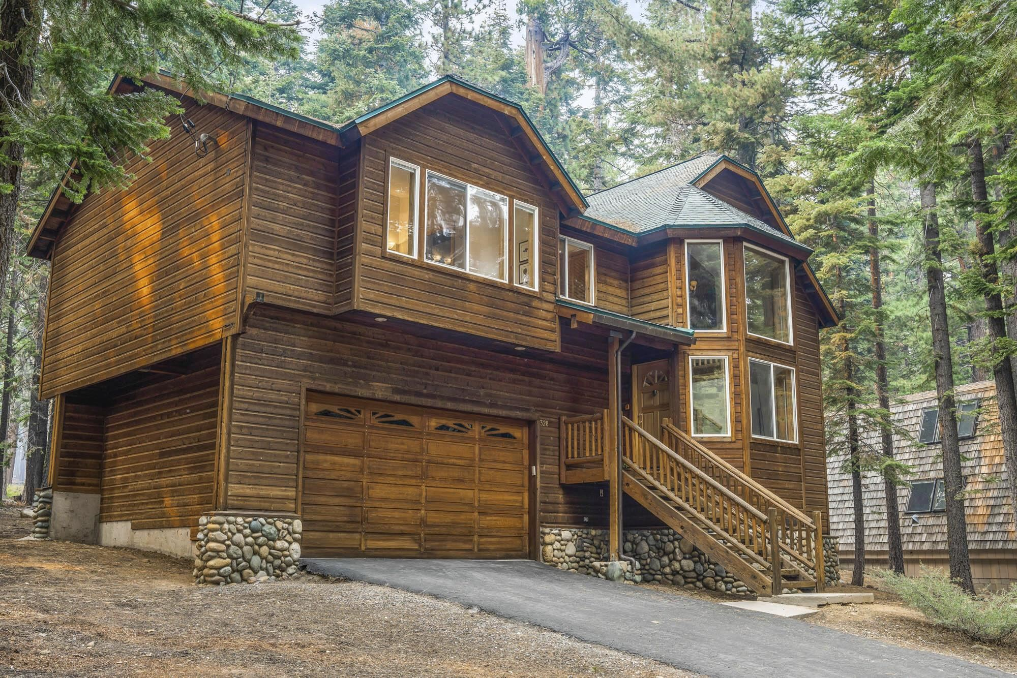 328 Woodview Court, Tahoe City, CA 96145