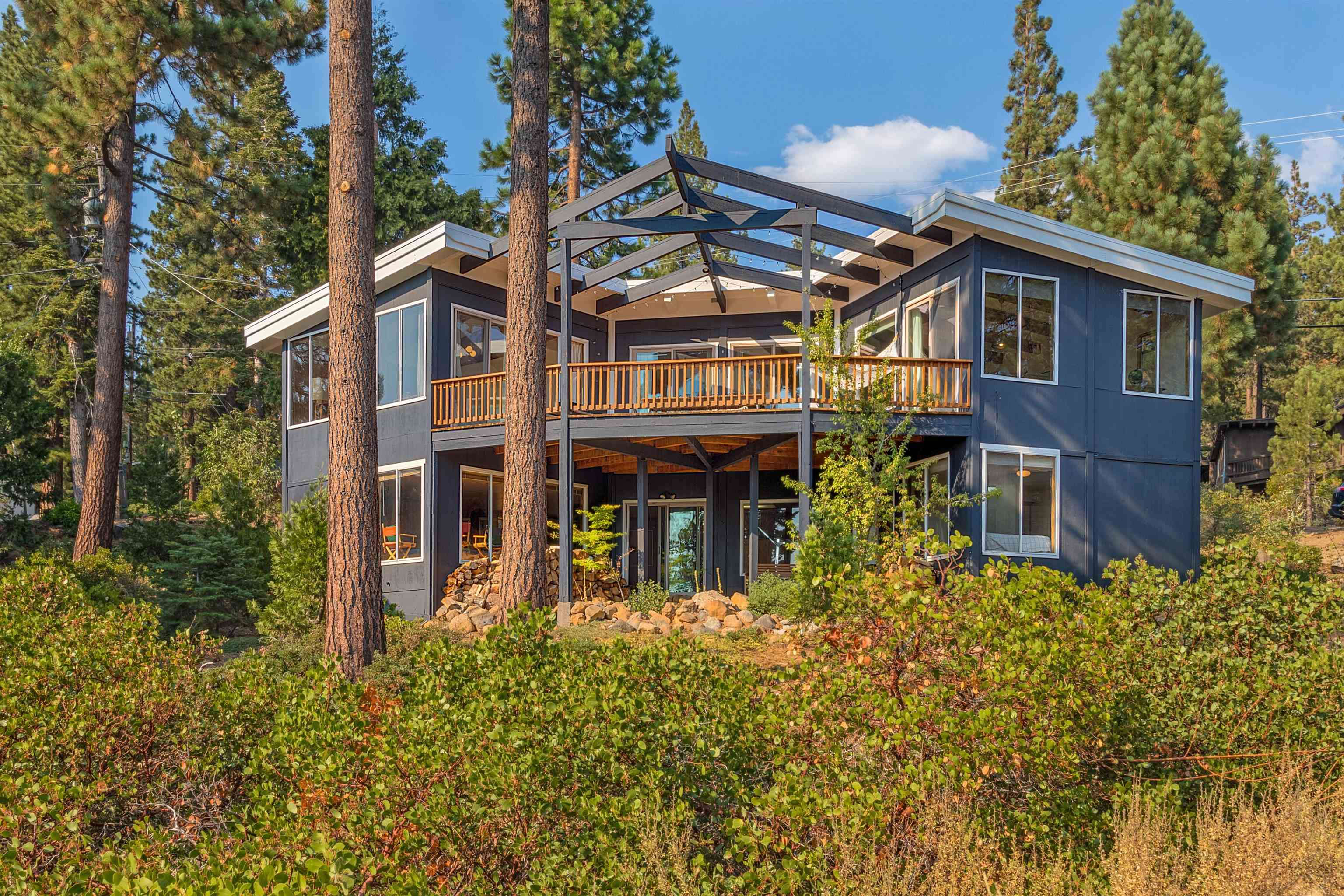 81 Observation Drive, Tahoe City, CA 96145