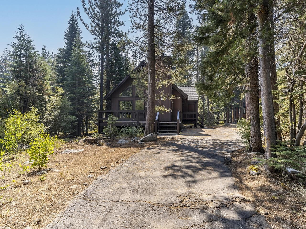 755 McKinney Creek Road, Homewood, CA 96141