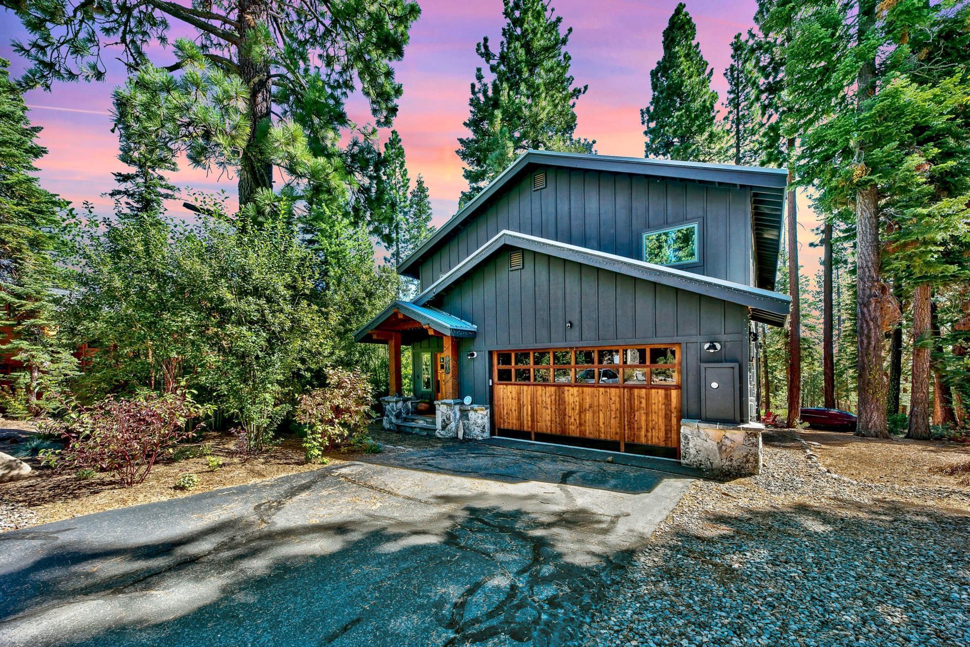 3010 Polaris Road, Tahoe City, CA 96145