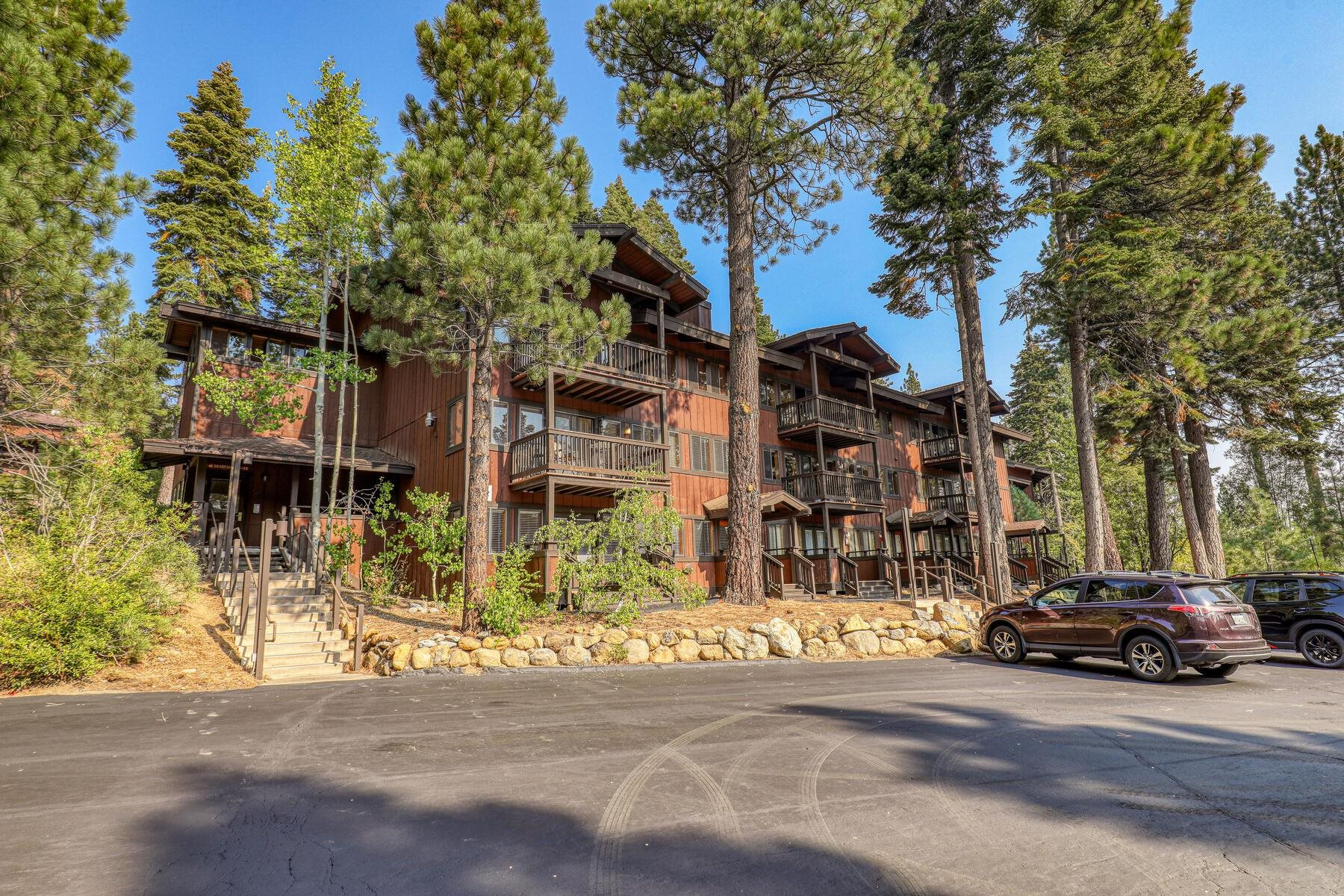 725 Granlibakken Road #31 Bear Paw, Tahoe City, CA 96145